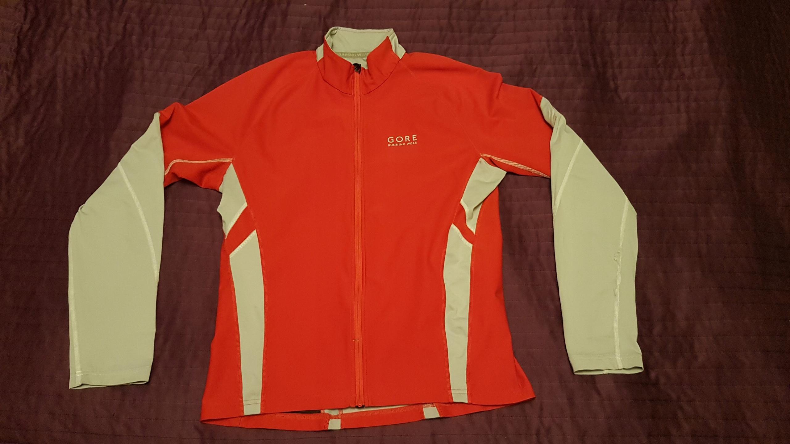 Bluza Gore Running Wear M + Bluza Mountain Warehou