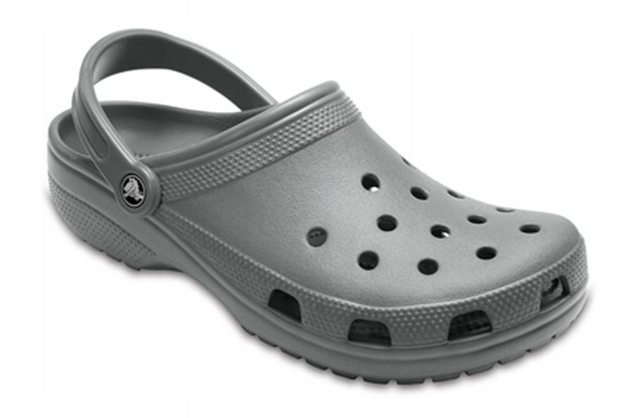Buty Klapki Crocs Classic 10001 SLATE GREY 41,5