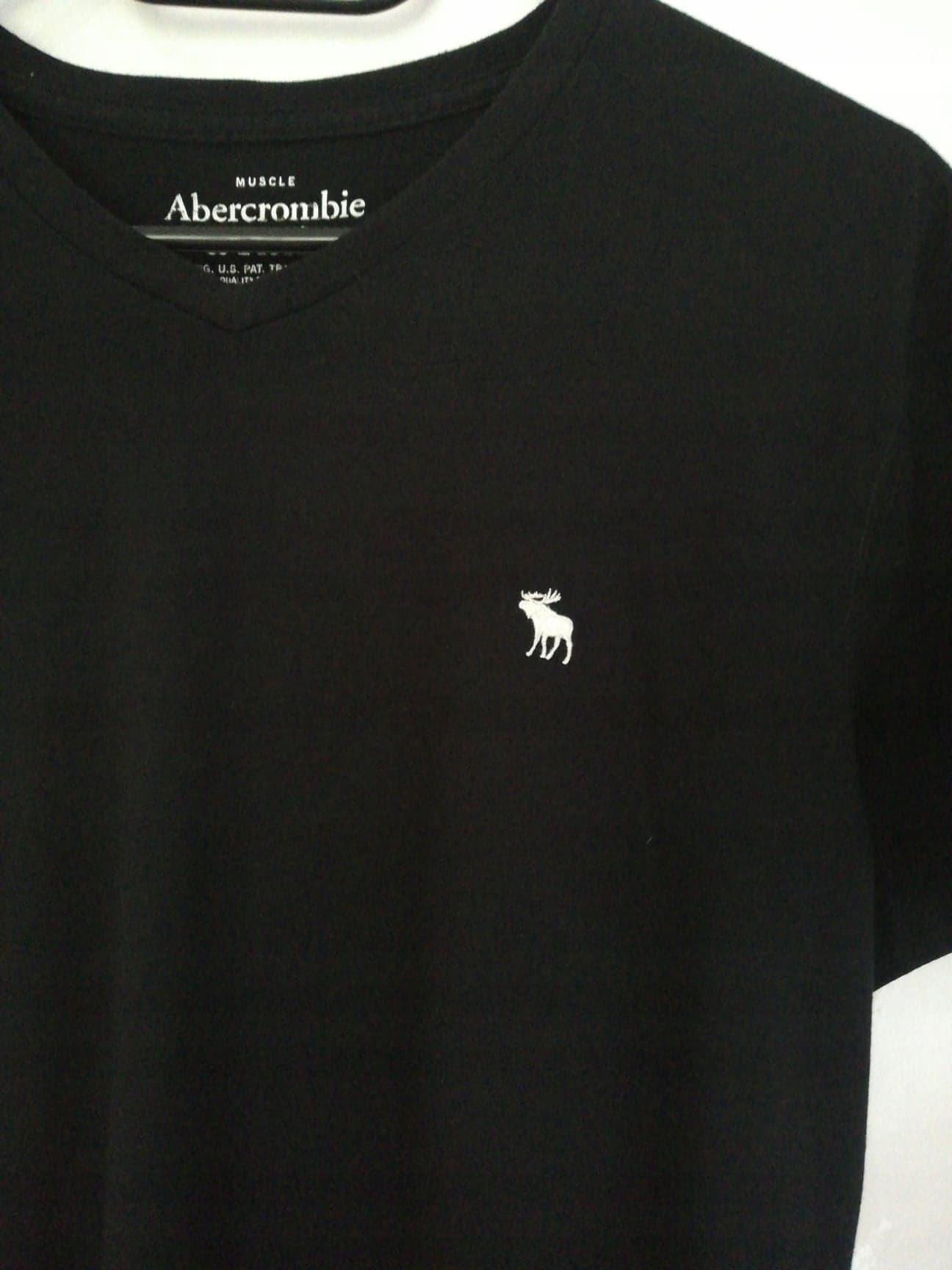 Koszulka t-shirt męska Abercrombie & Fitch