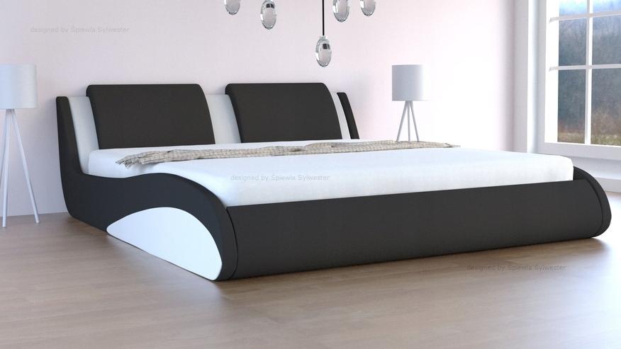 łóżko Stilo 2 Standard Ze Skrzynią 140x200 Nowość