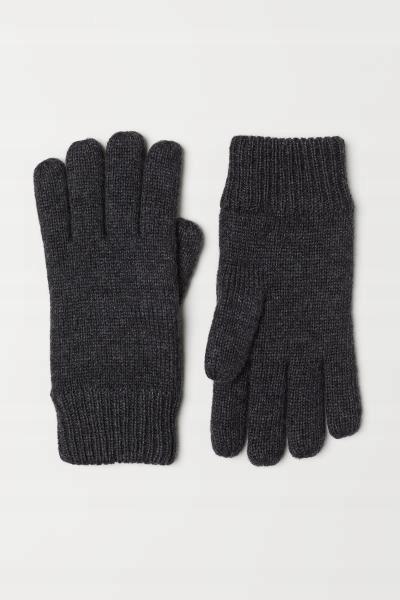 nowe męskie rękawiczki h&m rozmiar L/Xl