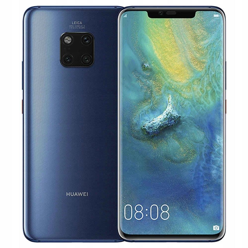 HUAWEI MATE 20 PRO GW24 LYA-L29 BLUE / NIEBIESKI