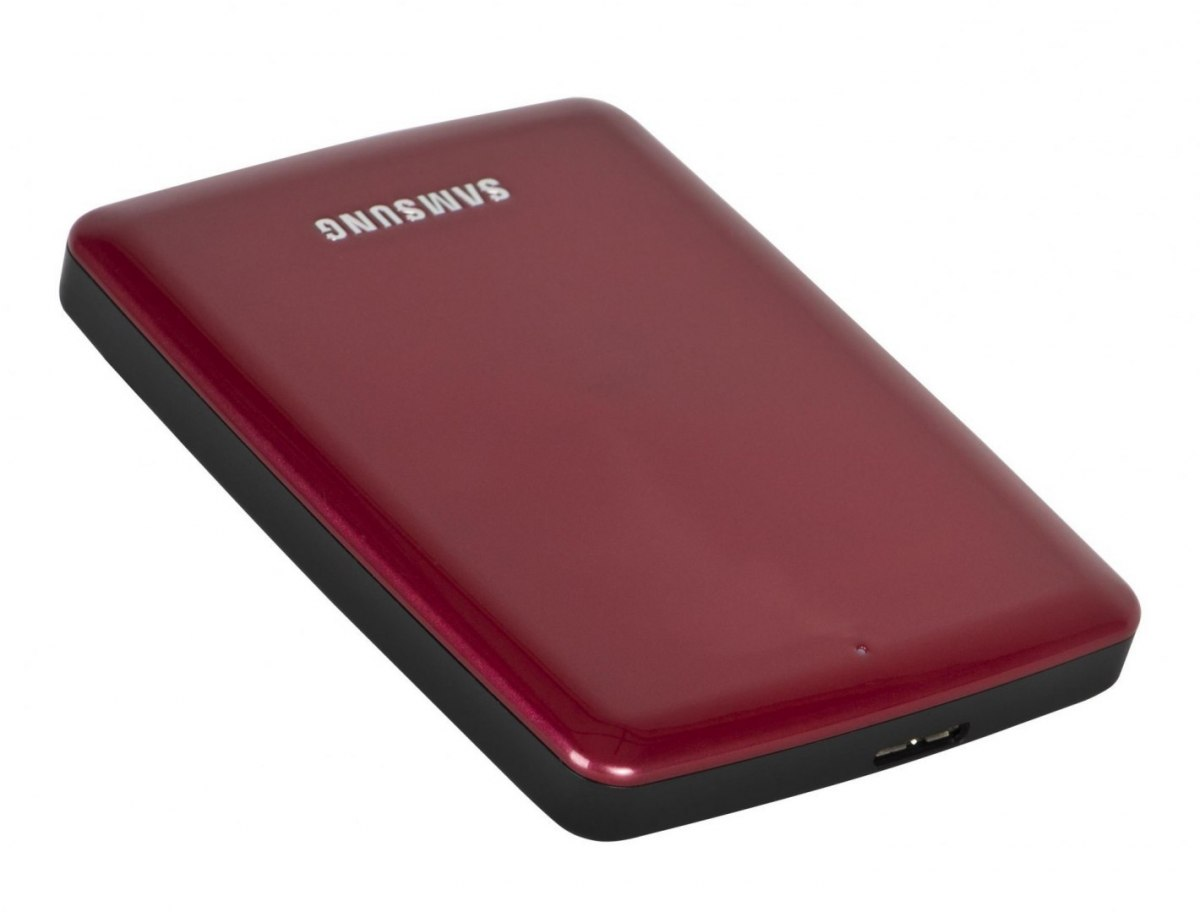Dysk zewnętrzny HDD Samsung P3 HX-MT050DC_BUL