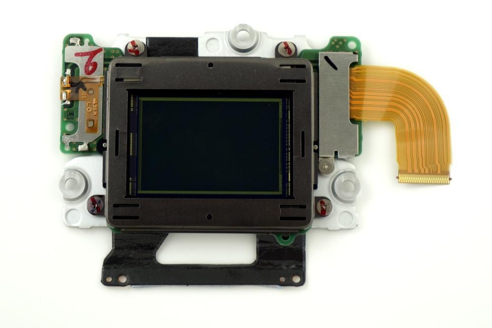 Matryca CMOS Nikon D610