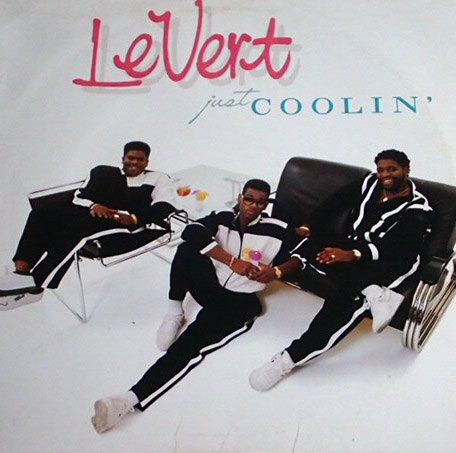 Levert - Just Coolin' (Lp U.S.A.1Press)