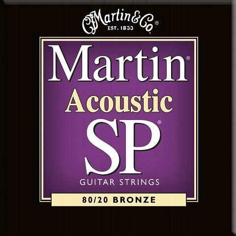 Martin MSP-3050 Bronze 11-52 struny do git. akust.