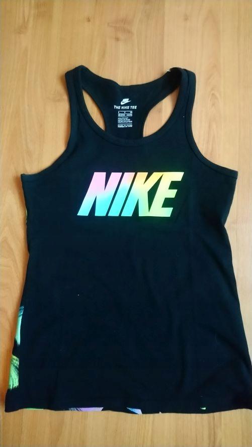 koszulka NIKE bokserka 128-137 cm dla dziewczynki