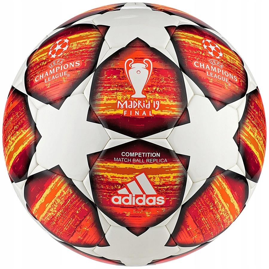 Piłka adidas Finale M Competition DN8687 5 czerwon