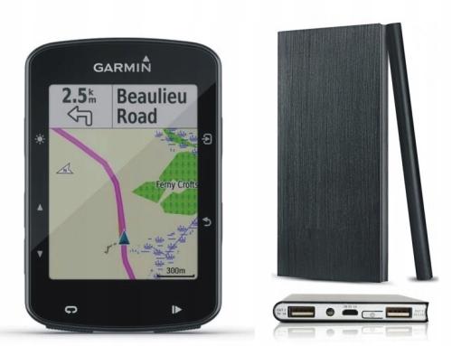 GARMIN EDGE 520 Plus + POWER Bank