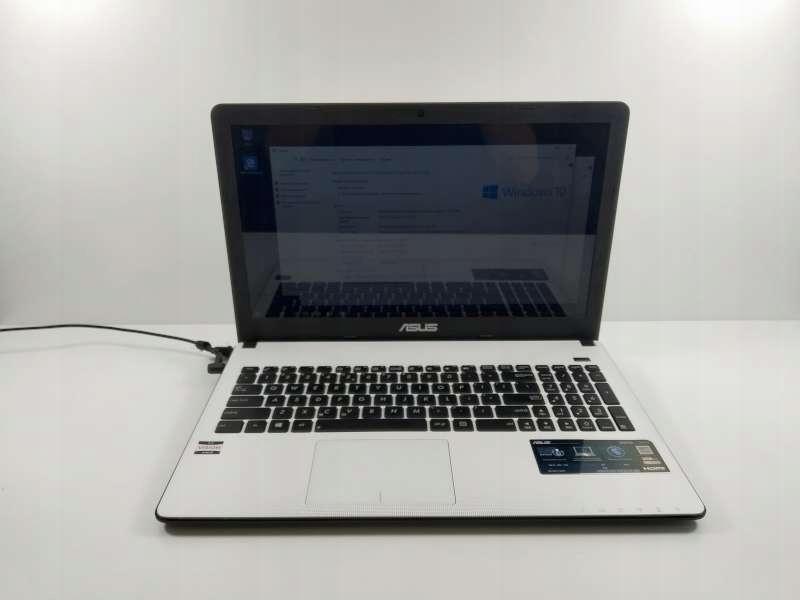 LAPTOP ASUS X501U WIN10/AMD E2 1,7/4GB/120 SSD