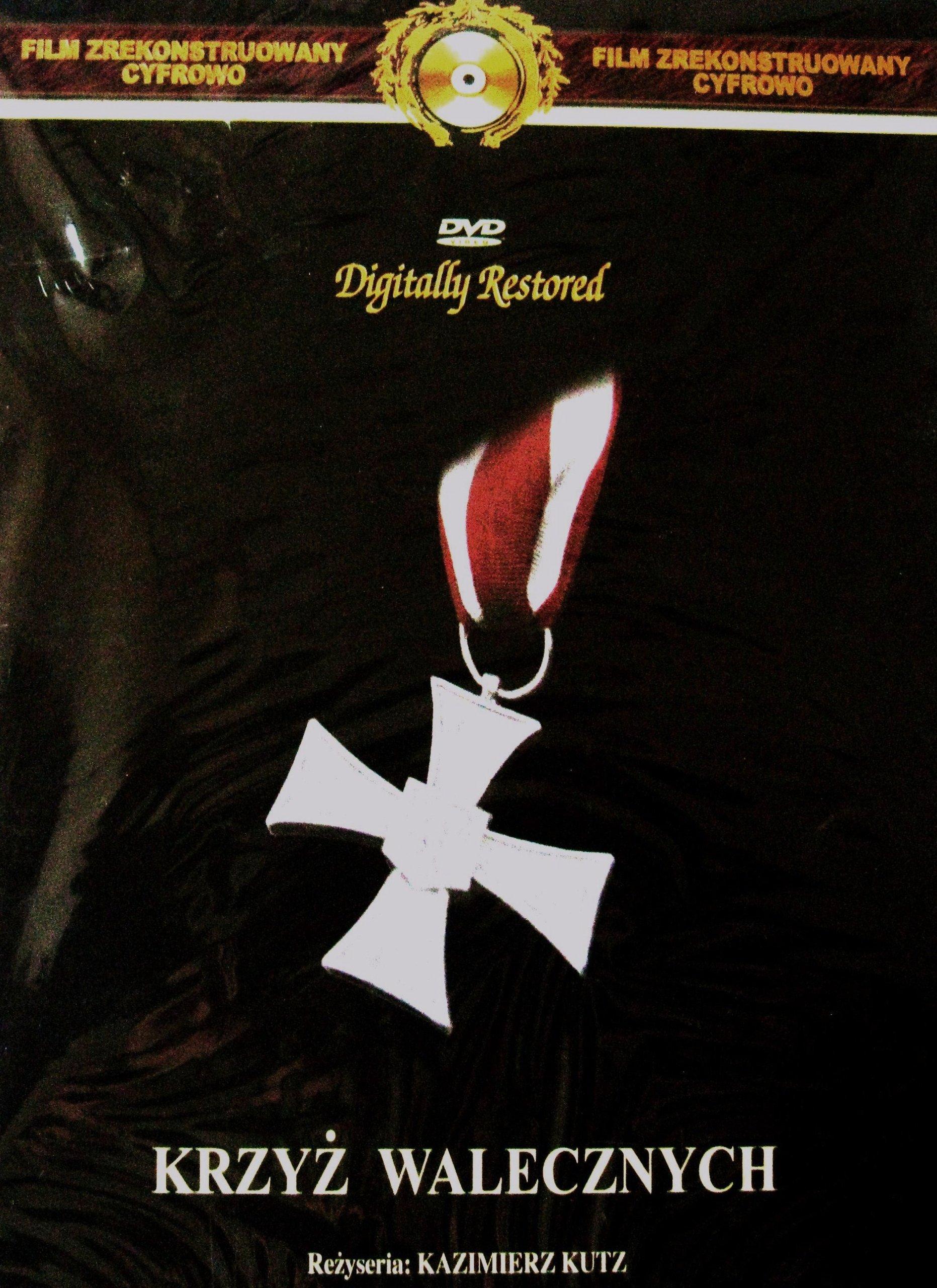 KRZYŻ WALECZNYCH(K.Kutz) [DVD [super jakość] FOLIA
