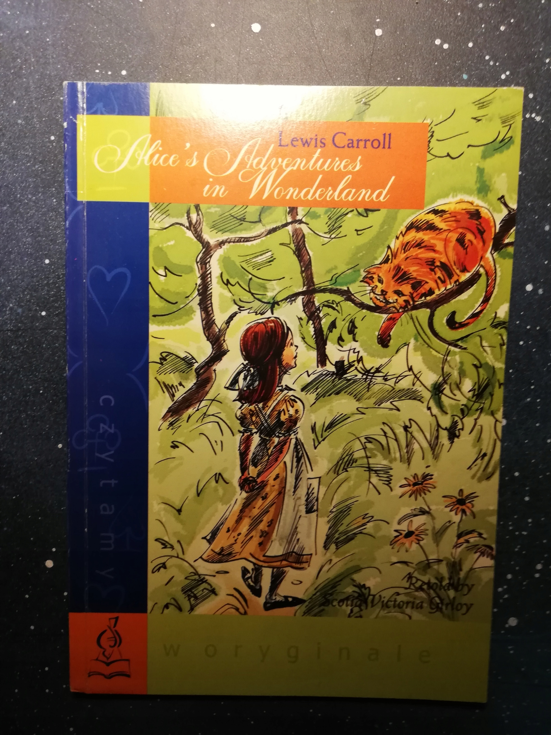 Carroll L. - Alice's Adventures in Wonderland