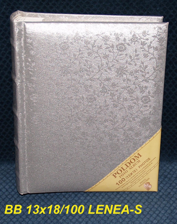 ALBUM KIESZENIOWY POLDOM 13x18 100 LENEA-S