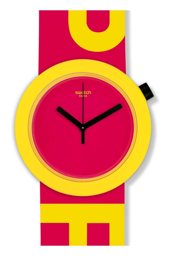 Zegarek Swatch POPastic PNJ100 POP