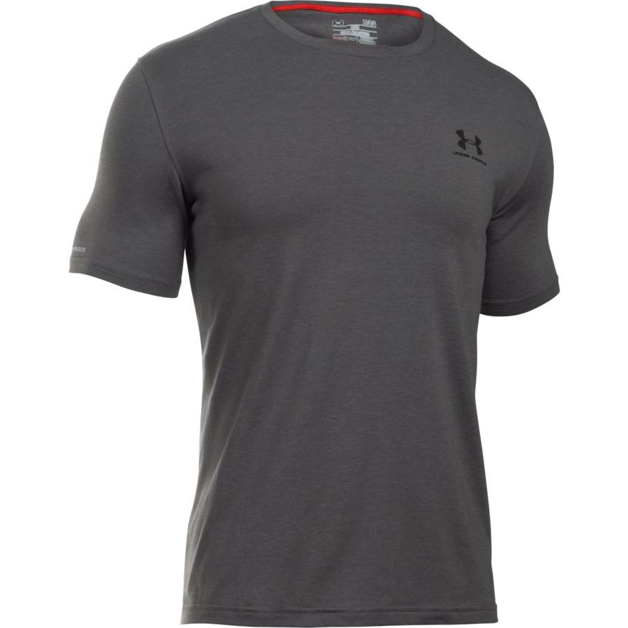 Koszulka UNDER ARMOUR CC LEFT CHEST 1257616-090 S