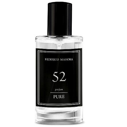 FM 52 Pure - Perfumy męskie - 50ml Bottled