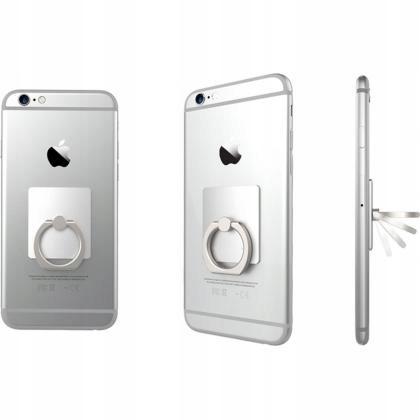 WG Universal Mini Ring Holder srebrny