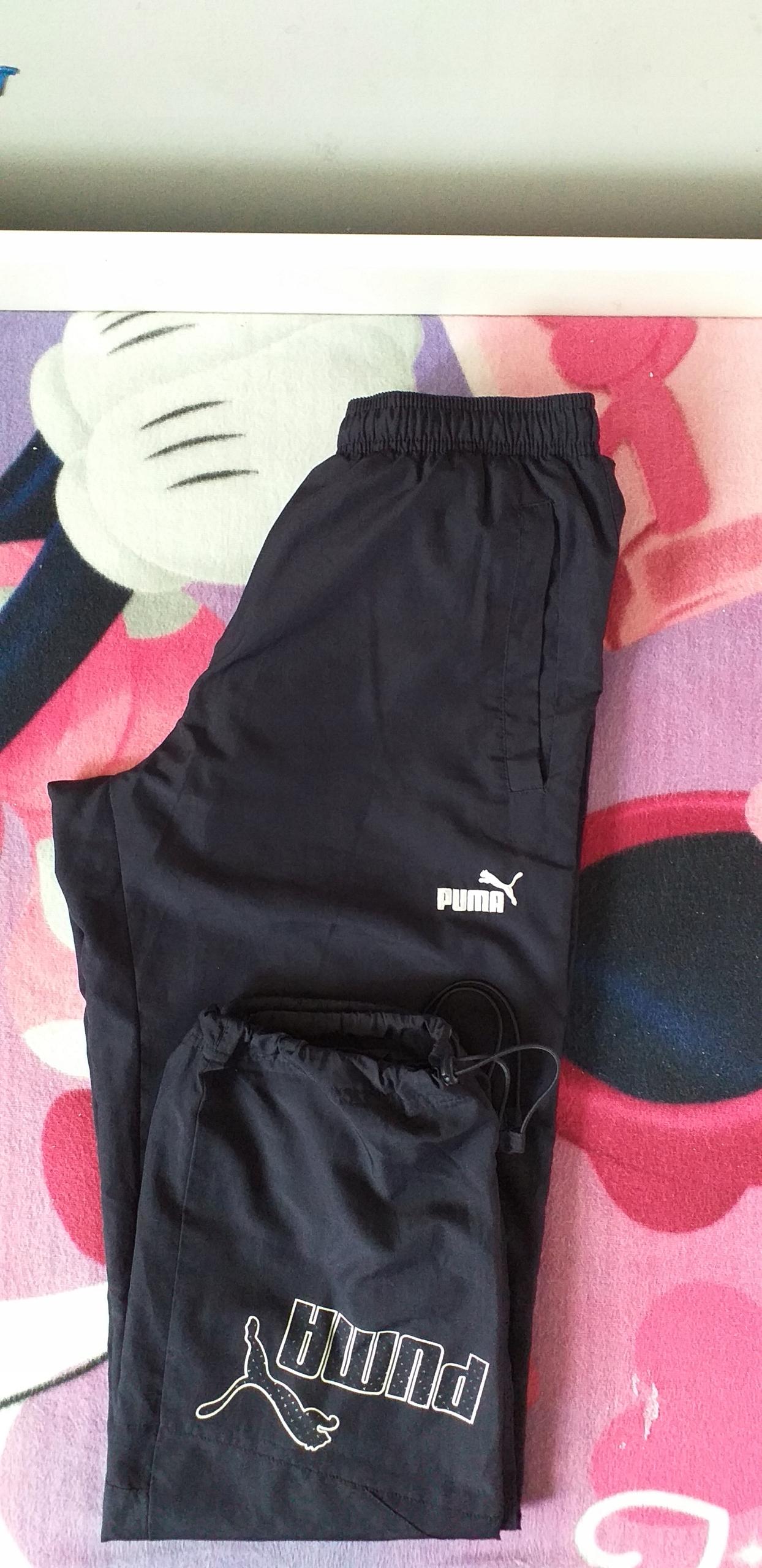 Spodnie dresowe PUMA r.M/L
