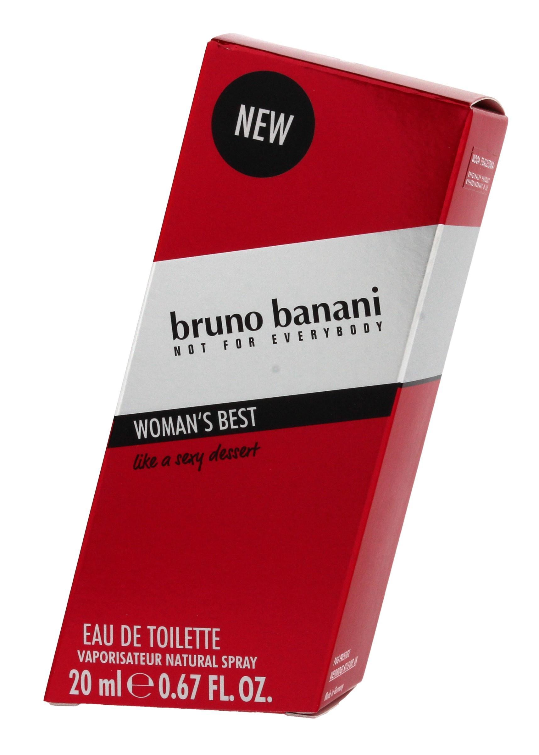 88edd51eaae7be Bruno Banani Woman's Best Delicious Femine Perfumy - 7089608841 ...