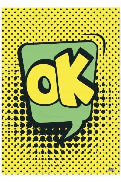 Blacha dekoracyjna / ozdobna OK : Rozmiar: - S