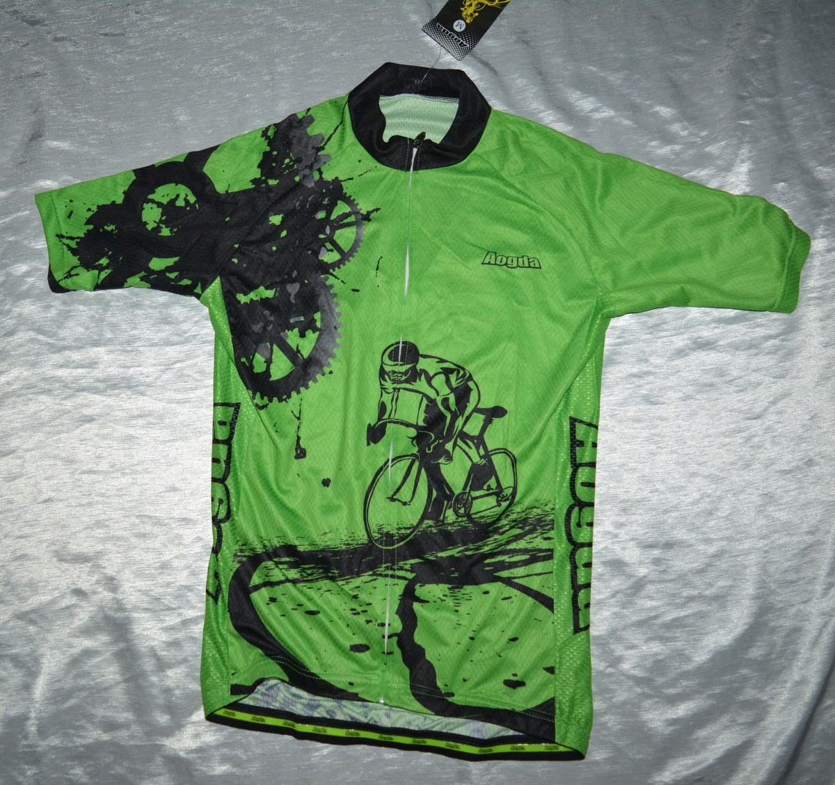 Rowerowa koszulka Aogda M