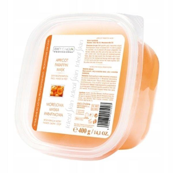 Bielenda Apricot Paraffin Mask Beeswax & Macad