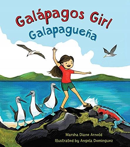 Marsha Diane Arnold - Galpagos Girl Galpaguea