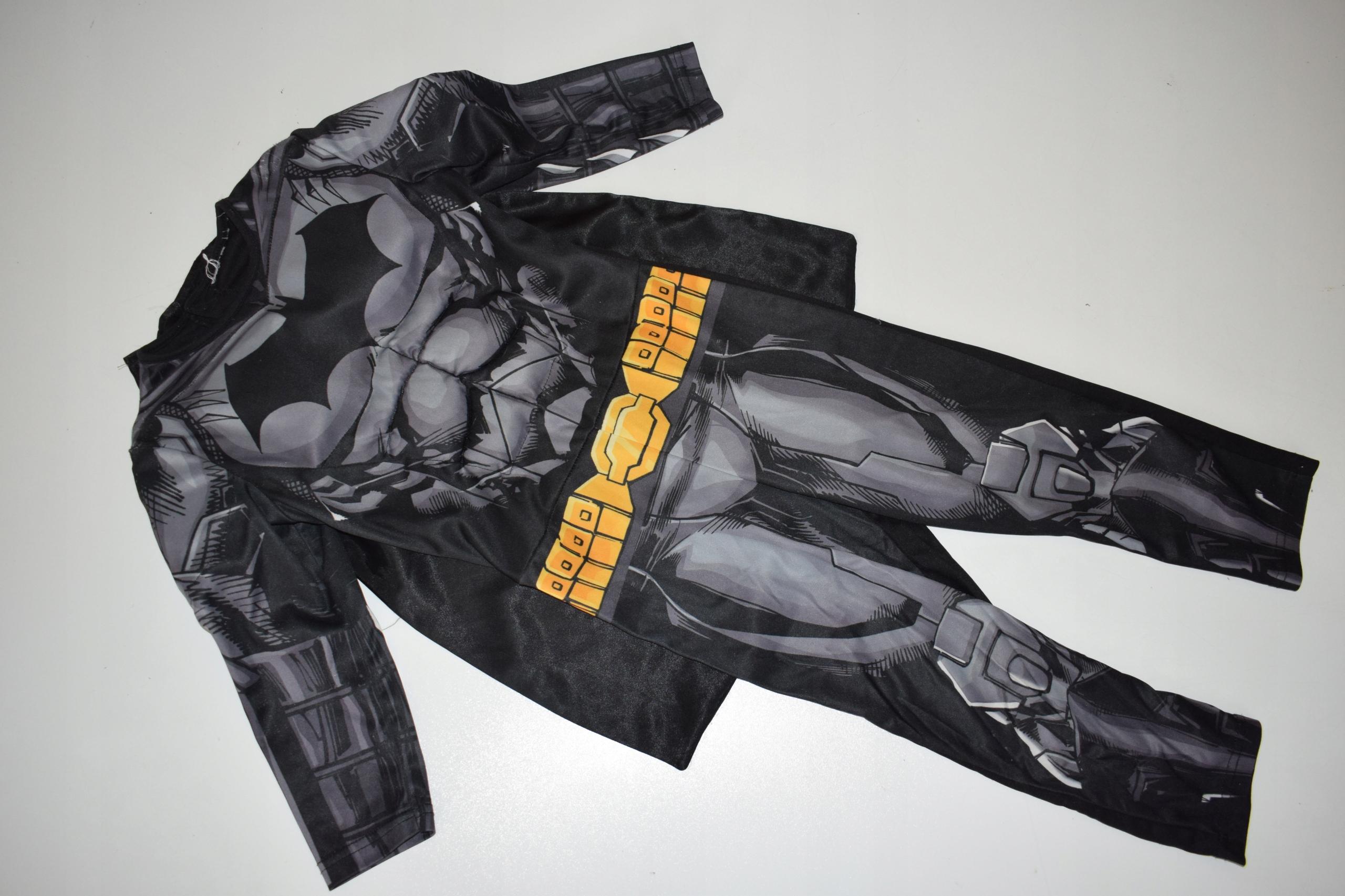 KOSTIUM STRÓJ BATMAN 3L