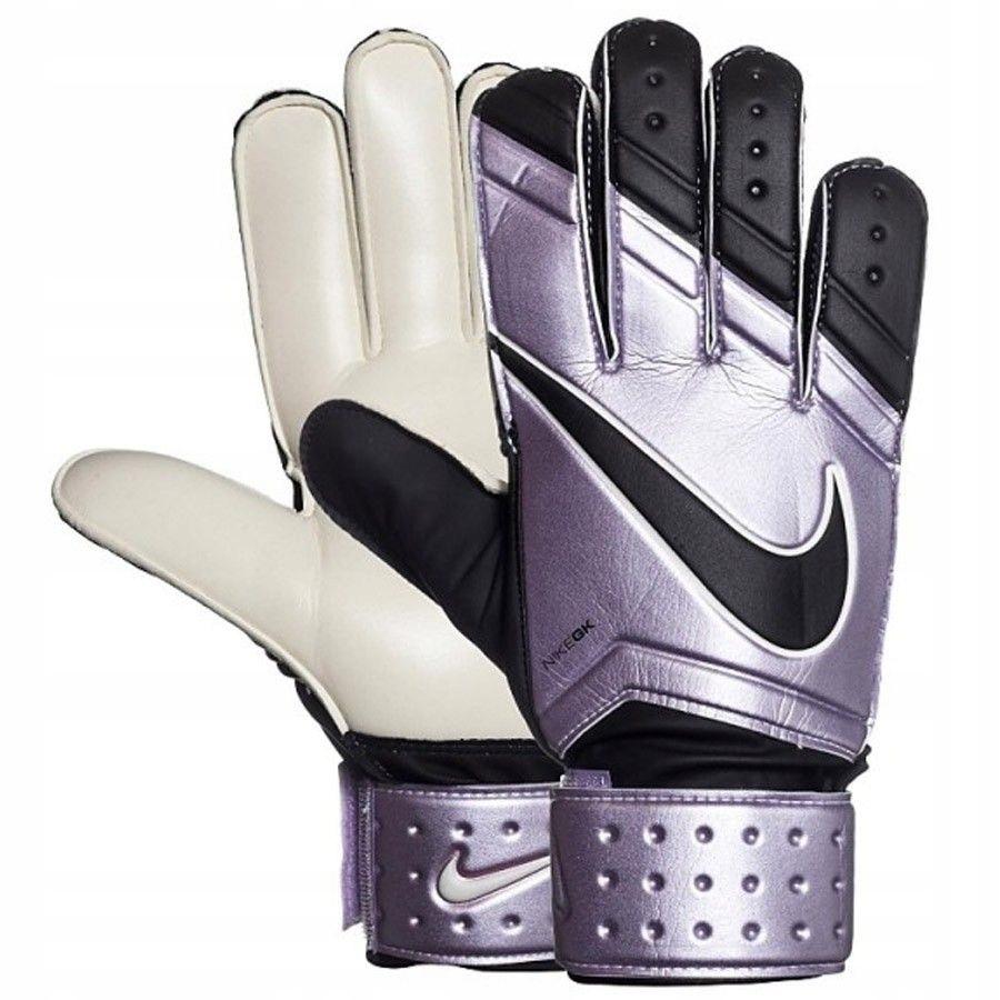 Rękawice Nike GK Match GS0282 515 - FIOLETOWY; 11