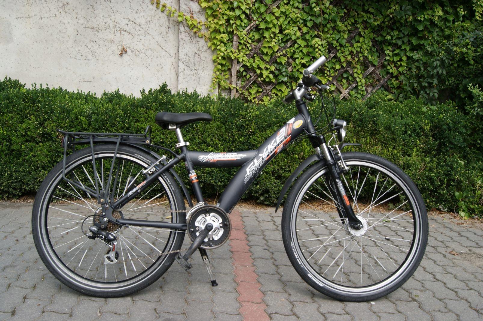 """R166 Aluminiowy rower górski Flyke 26"""" koła"""