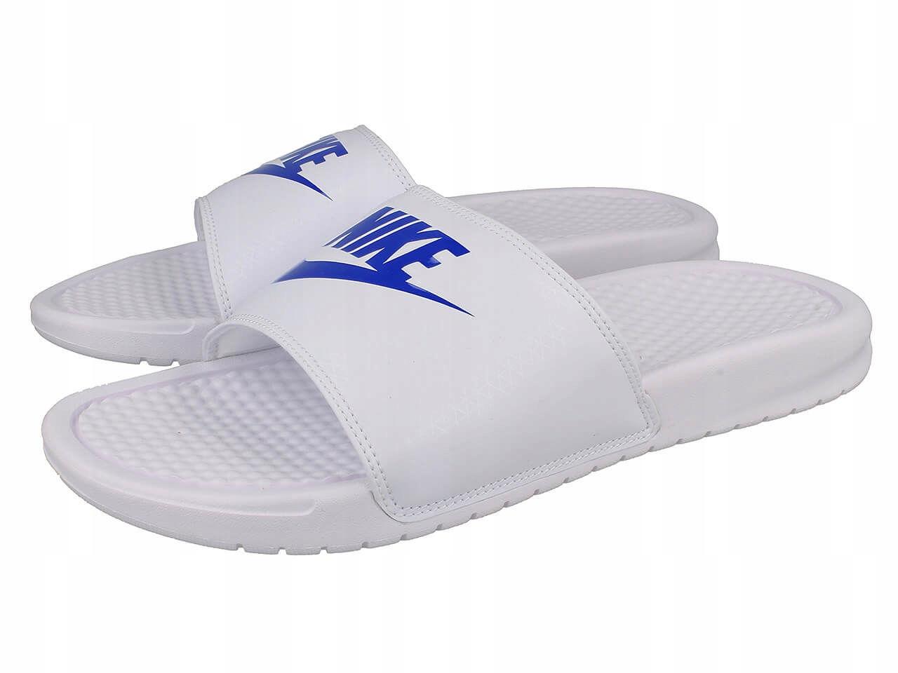 Klapki Nike Benassi JDI 343880-102 # 41