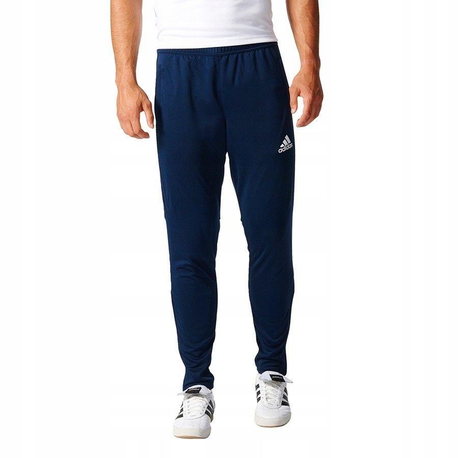 Spodnie adidas Tiro 17 TRG PNT BP9704 GRANATOWY XL