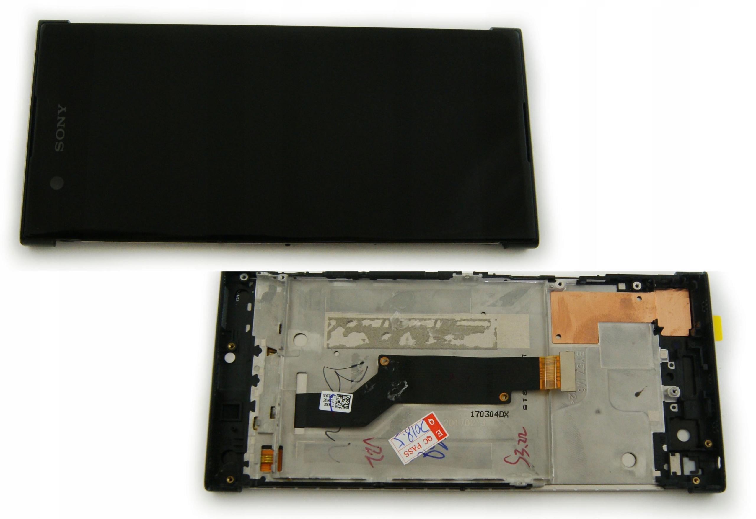 Sony Xperia XA1 wyświetlacz LCD+digitizer ramka