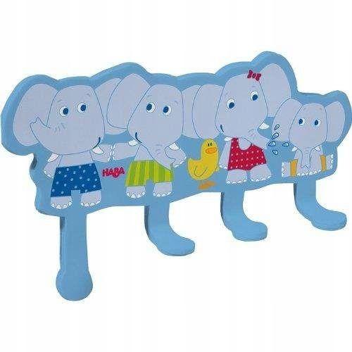 Wieszak łazienkowy Słoń
