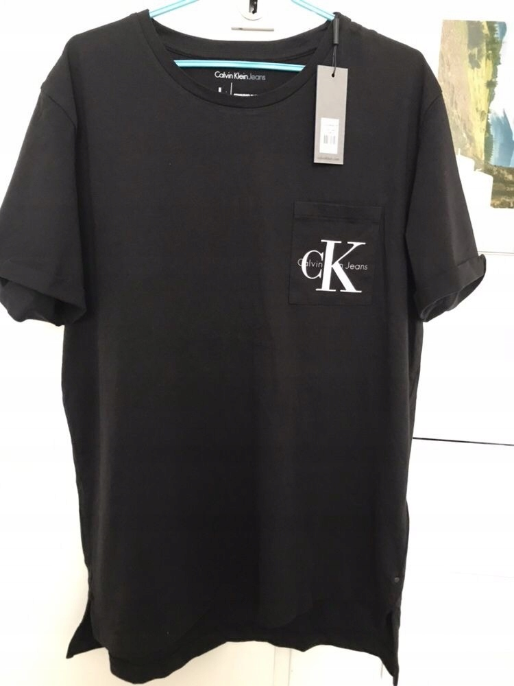 Nowa Koszulka męska Calvin Klein rozm L