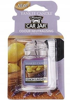 Yankee Candle Zapach do Samochodu LEMON LAVENDER