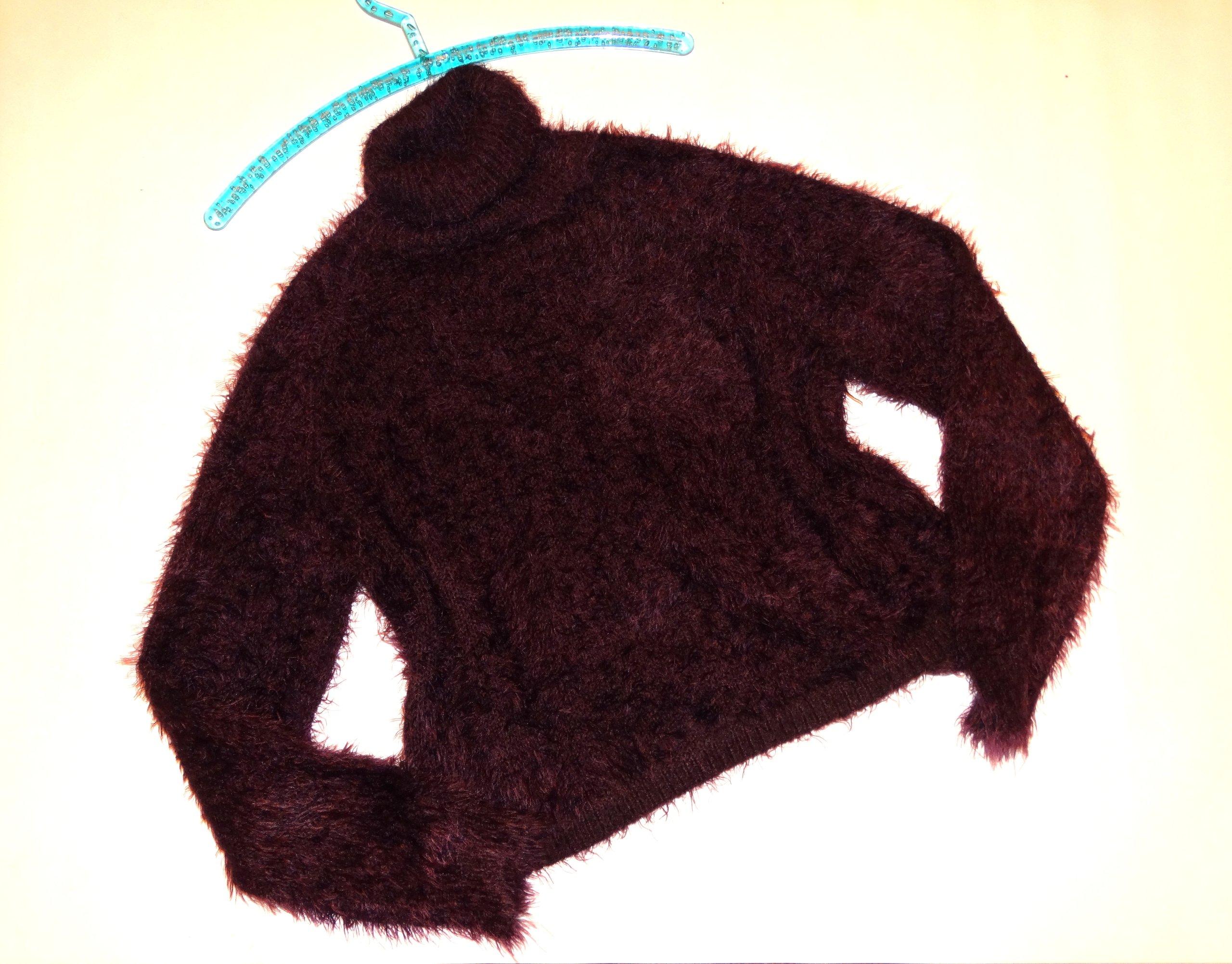 _M&S_Piękny ciepły sweter do pracy_R.42/44_!!!