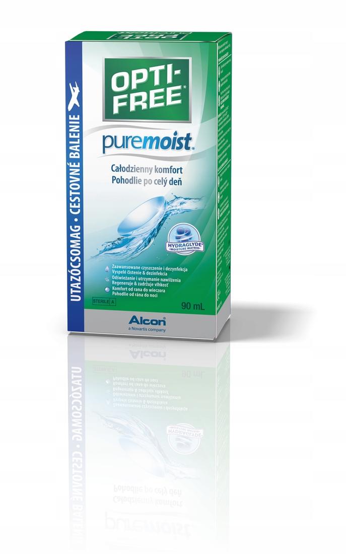 Opti Free Pure Moist 90 ml