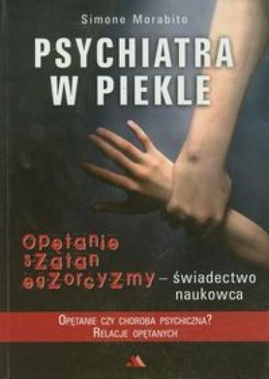 PSYCHIATRA W PIEKLE, MORABITO SIMONE