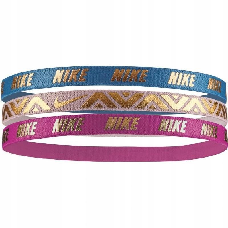 Opaska na głowę Nike Hairbands 3 szt. NJNG8457OS