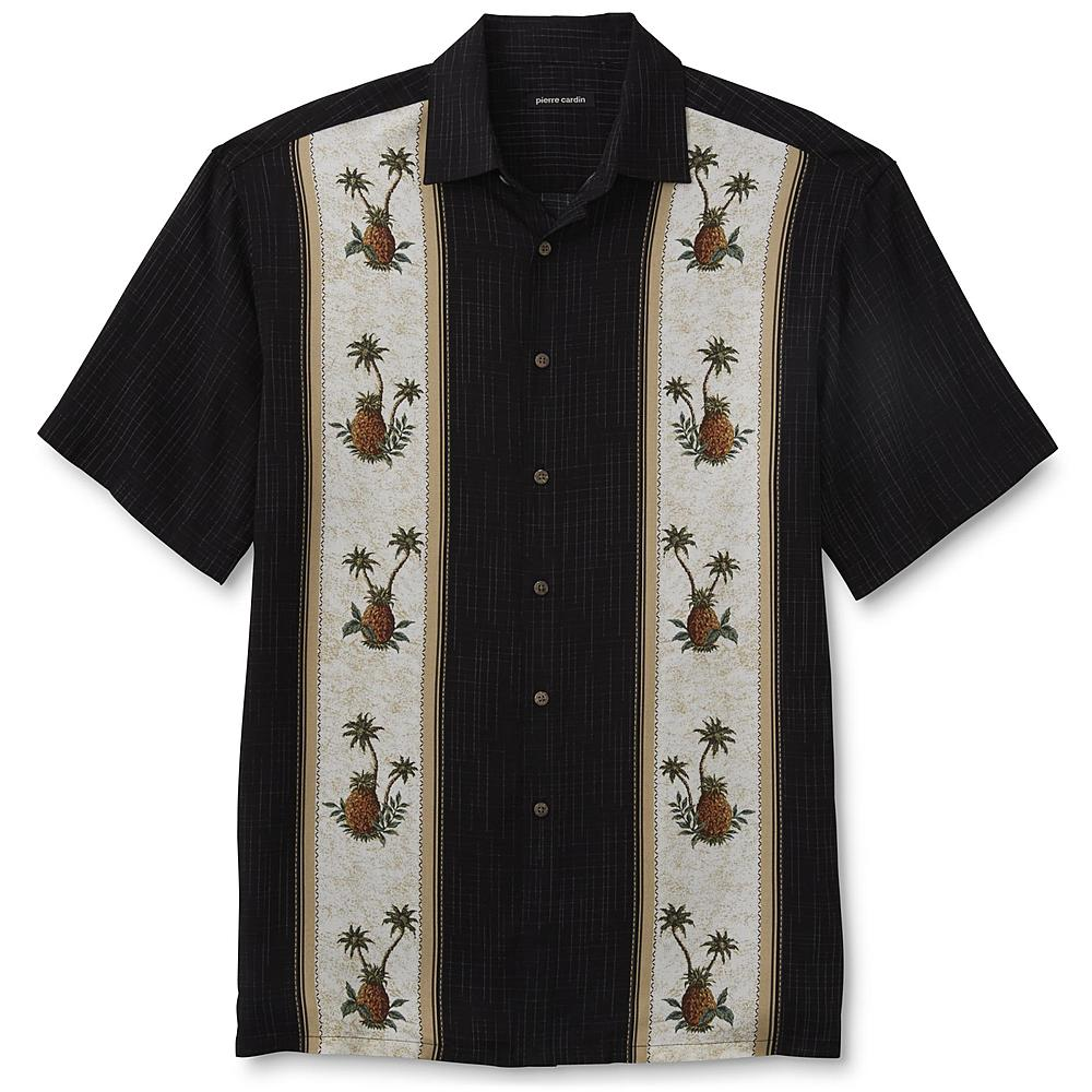 Pierre Cardin Sport Shirt Pineapple koszula USA