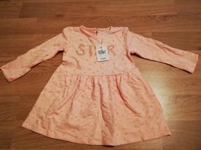 Sukienka dzianinowa 5-10-15 104 nowa