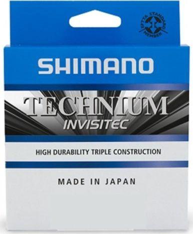 Shimano Żyłka Technium Invisitec 0.22mm 300m 6lb