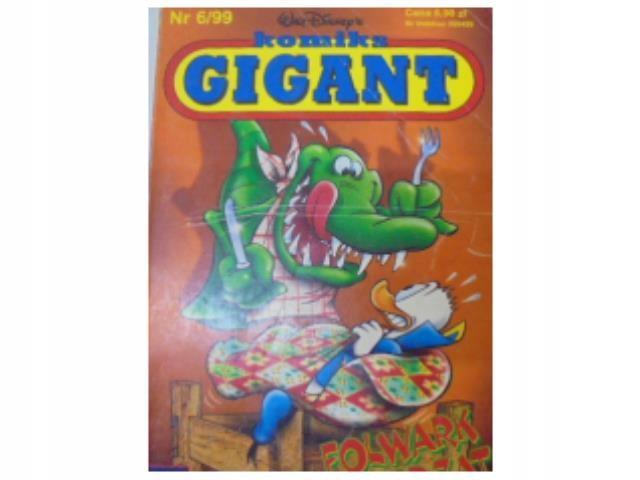 komiks Gigant. Folwark zwierząt - 1999