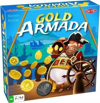 GOLD ARMADA, TACTIC