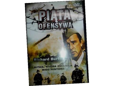 Piąta ofensywa - Burton DVD pl lektor