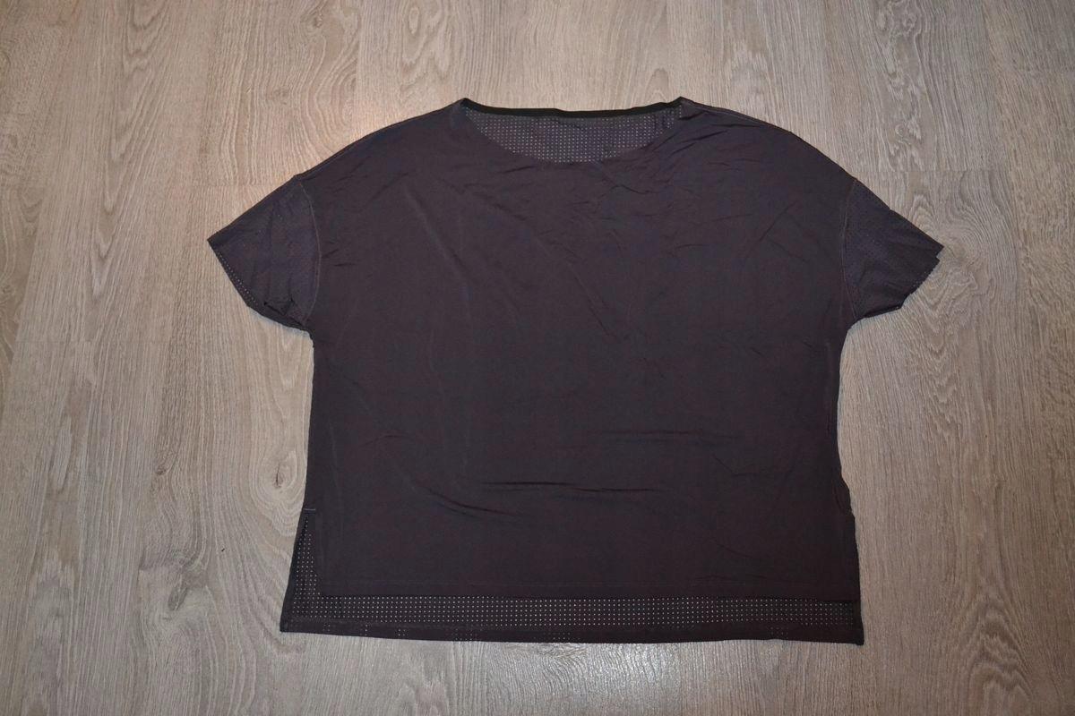 REEBOK - oddychająca koszulka fitness r. L