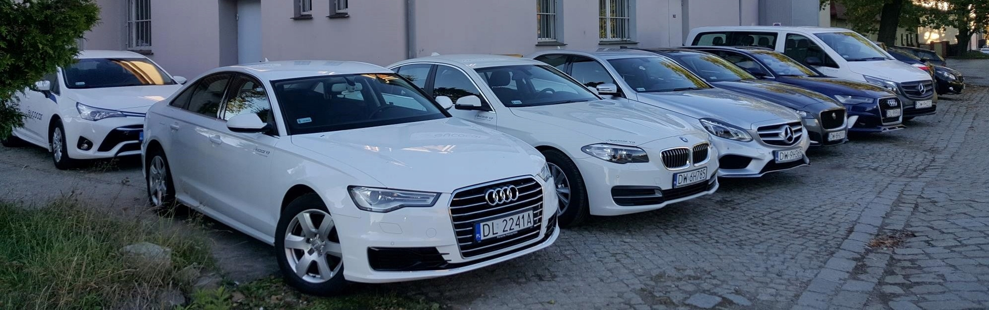 Audi A6 C7-wynajem prywatny lub OC sprawcy
