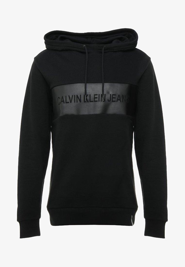 Bluza CALVIN KLEIN Stripe Core Logo Hoodie roz. L