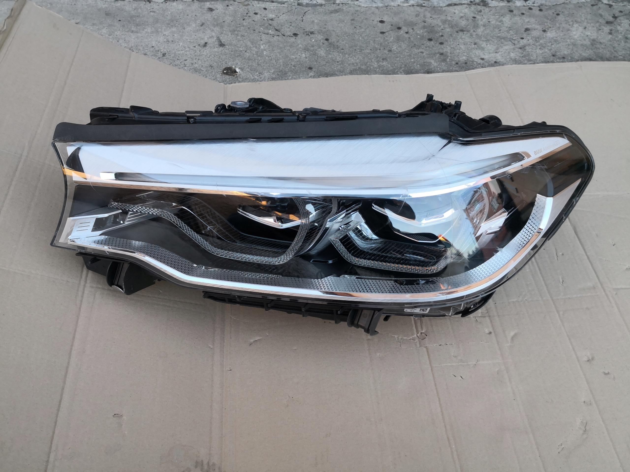 NOWA ORG lampa LED przednia prawa BMW F90 G30 G31
